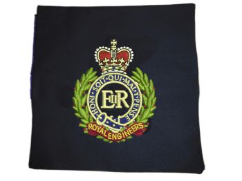RE Cap Badge Cushion Cover